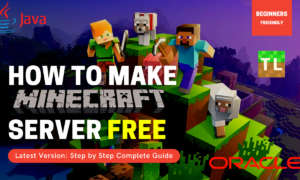 How to Make a Minecraft Server Hosting Free on VPS (VIDEO)