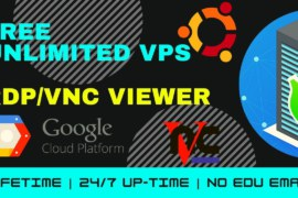 How to Get Free VPS for Lifetime 24/7 on GCP with Turbo VNC RDP (VIDEO)