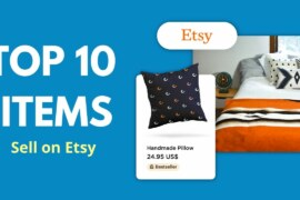 Top 10 Things You Can Sell on Etsy | Starting an Etsy Shop
