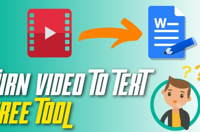 Transcribe Videos File to Text – YouTube Subtitles Download